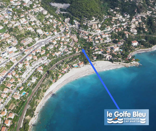 Golfe bleu beach and residence